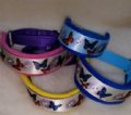 Hand-Made Fleece Dog Collars
